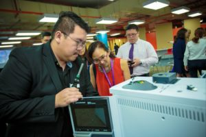 icube events_ideas launch 2016 equipment showcase and demonstration
