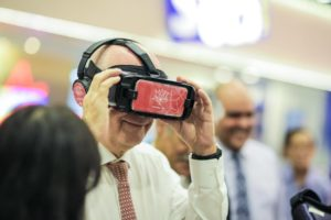 icube events_smu icon global village 2017 interactive vr virtual reality headset