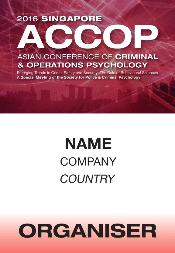 icube events_event collateral accop 2016 name badge design for organisers