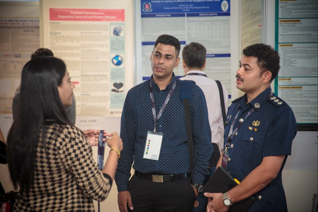 icube events_accop 2016 participants engagement at exhibition panels