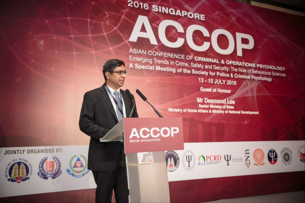 icube events_accop 2016 main conference speech with full stage backdrop