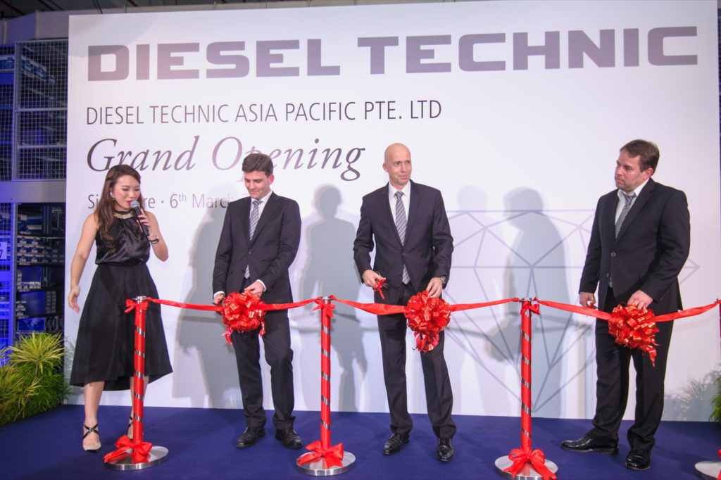 icube events_Diesel Technic Grand Opening Ceremony 2015