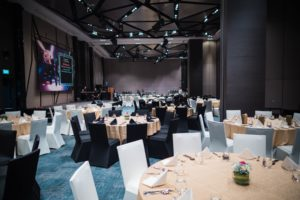 icube events_alfa laval family day 2018 ballroom setting