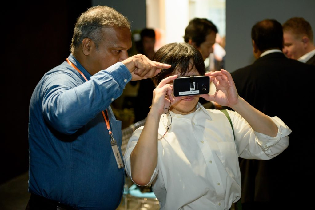 icube events_eon reality opening 2016 interactive exhibits