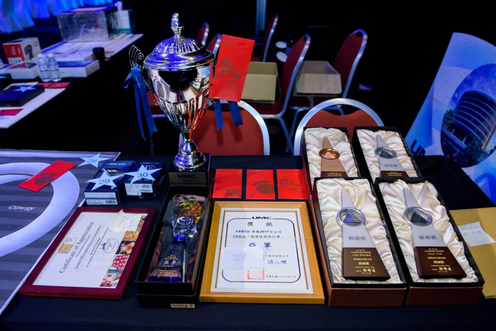 icube events_umcsg dinner and dance 2018 customised certificates awards and trophy