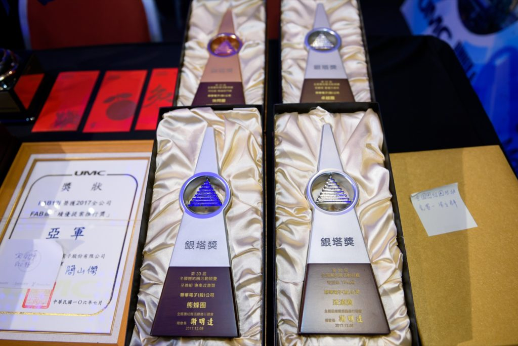 icube events_umcsg dinner and dance 2018 customised awards