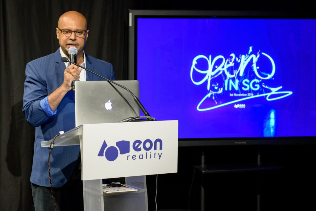 icube events_eon reality opening 2016 emcee