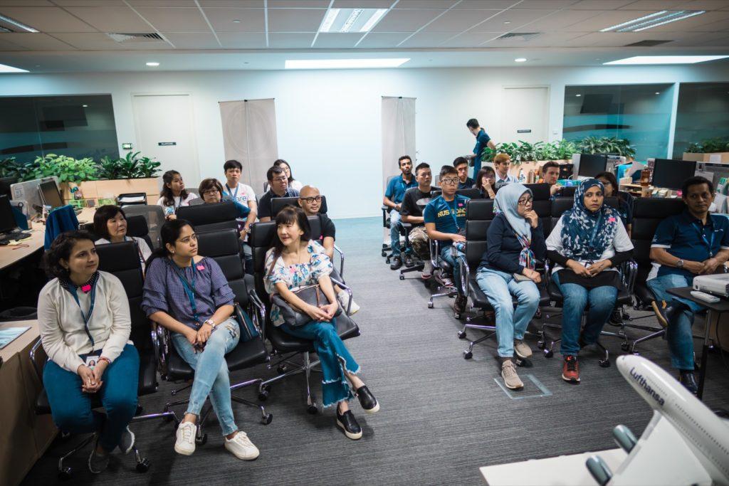 icube events_kuehne nagel next gen launch event mini teambuilding game