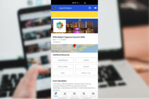 icube events_event marketing mobile application sample