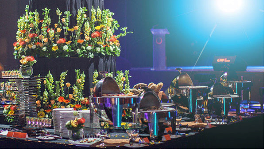 icube events_event logistics catering sample