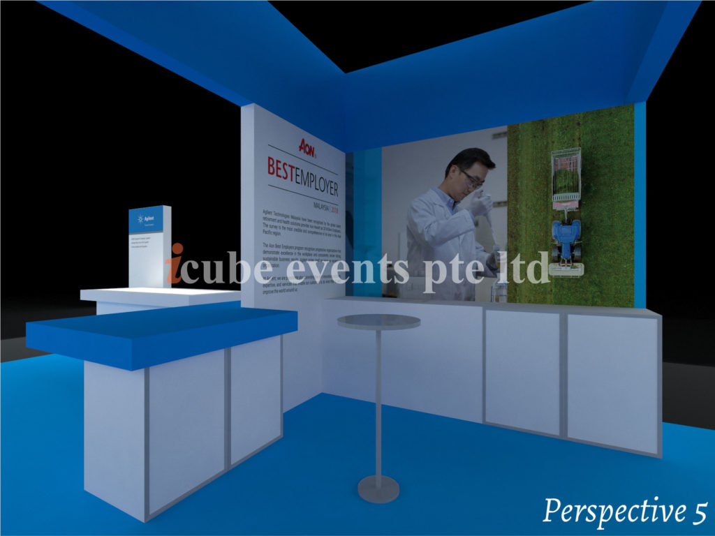 icube events_exhibition lab asia booth perspective 5