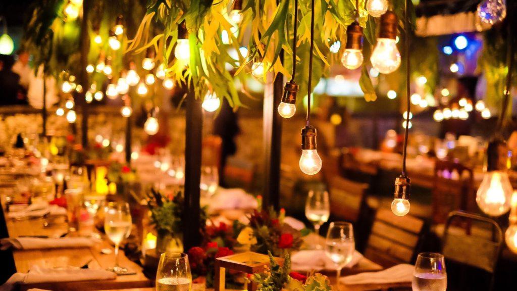 Provision of lighting equipment & logistics