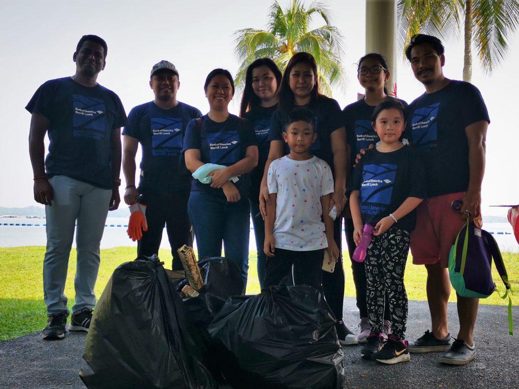 Bank of America (BOA) Coastal Clean-Up_2019_2