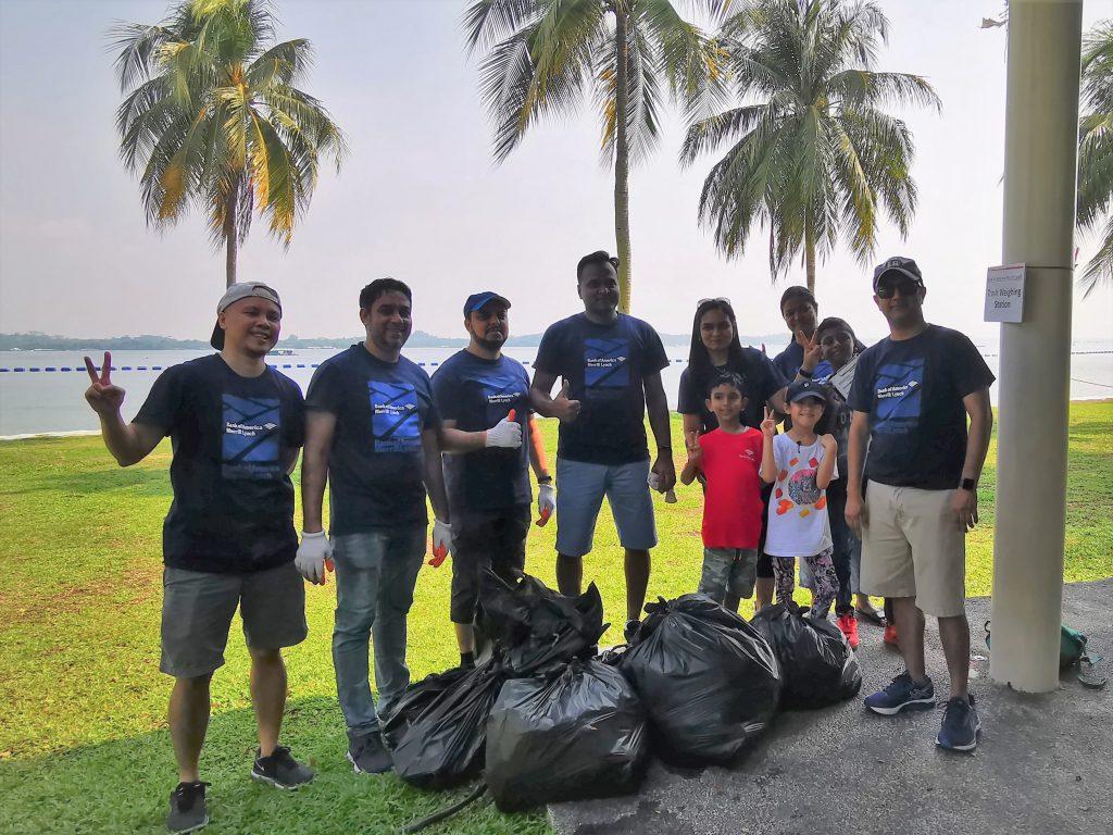 Bank of America (BOA) Coastal Clean-Up_2019_5